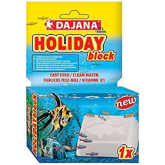 Dajana Bloque de Vacaciones (Fish , Food , Warm Water)
