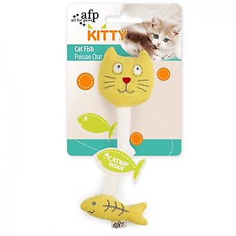 AFP Gato-Pez Kitty (Cats , Toys , Plush & Feather Toys)