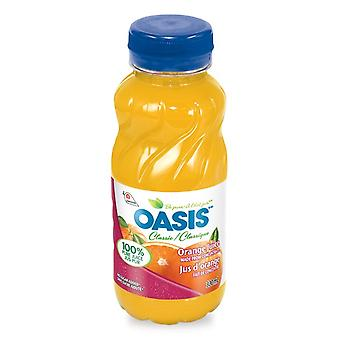 Oasis Orange Juice-( 300 Ml X 24 Cans )