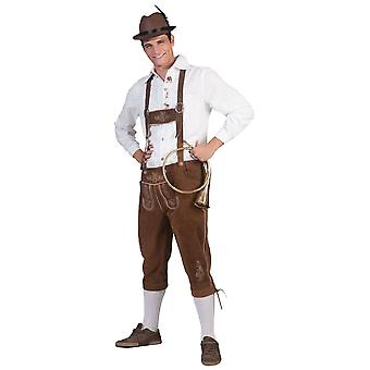 Austrian Man Adult Costume
