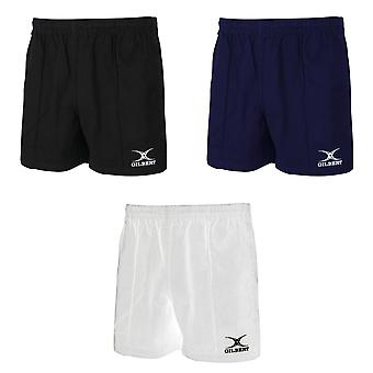 Gilbert Rugby Mens Kiwi Shorts de Rugby Pro
