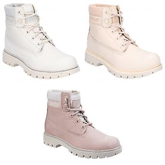 CAT Lifestyle Womens/Ladies Lyric Lace Up Leather Boot