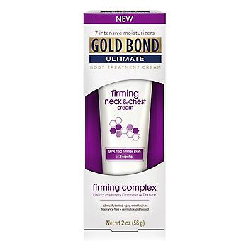 Gold bond ultimate neck & chest firming cream, 2 oz