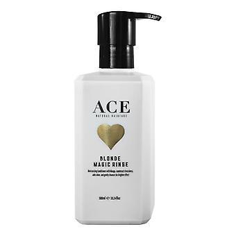 Ace Natural Haircare Blonde Magic Rinse 300ml