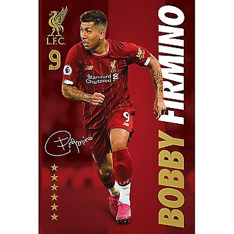 Liverpool FC, Maxi Poster - Bobby Firmino