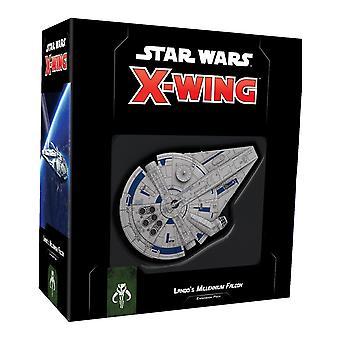 Star Wars X-Wing: Lando's Millennium Falcon Expansion Pack