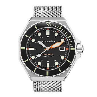 Spinnaker SP-5081-11 Gent's Dumas Black Dial Wristwatch