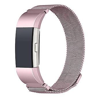 Fitbit Charge 2 braccialetto milanoestic loop