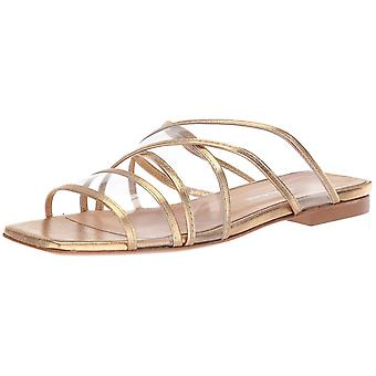 Charles David Womens Drea Open Toe Casual Slide Sandals