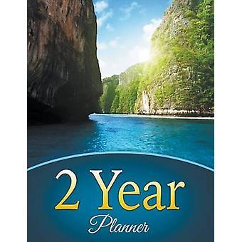 2 Year Planner by Publishing LLC & Speedy