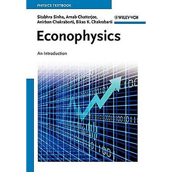 Econophysics by Sinha