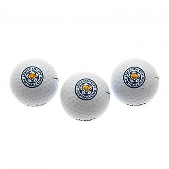 Leicester City Golf Balls