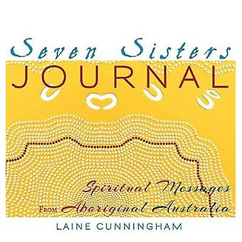 Seven Sisters Journal Large journal lined 8.5x8.5 by Cunningham & Laine