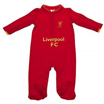 Liverpool Sleepsuit 12-18 months GD