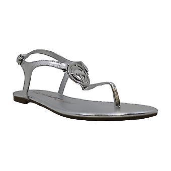 Tahari girl Womens Tawnie Split Toe Casual Slingback Sandals