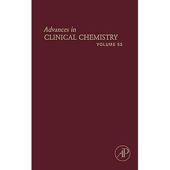 Advances in Clinical Chemistry par Gregory Makowski - 9780123858559 Bo