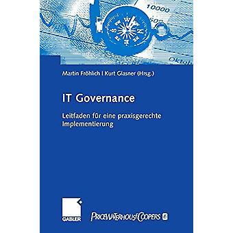 It-Governance - Leitfaden Fur Eine Praxisgerechte Implementierung by M