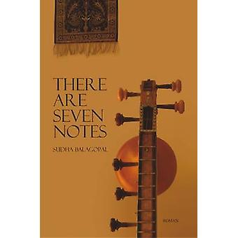 There are Seven Notes by Sudha Balagopal - 9789380905389 Book