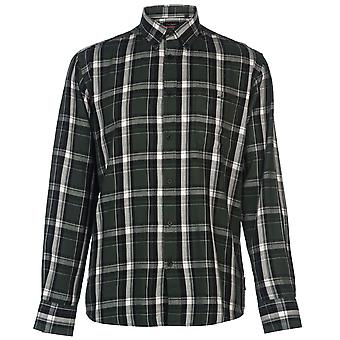 Pierre Cardin Homme Twill Twill Shirt Casual Top