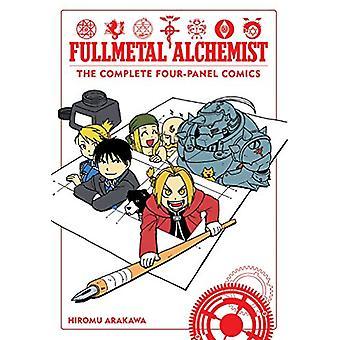 Fullmetal Alchemist - The Complete Four-Panel Comics by Hiromu Arakawa