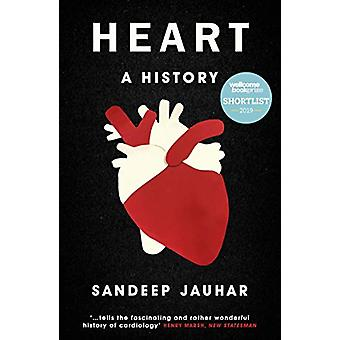 Heart - A History - En lice pour le Wellcome Book Prize 2019 par San