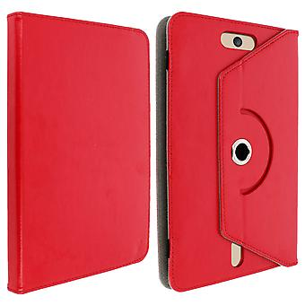 Tablet Case 10,1 Inch Universal Case, Stand Support, Red