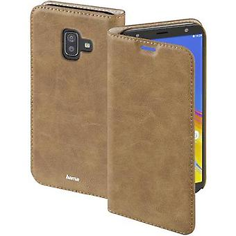 Hama Booklet Guard Case Booklet Samsung Galaxy J6 Plus Brown