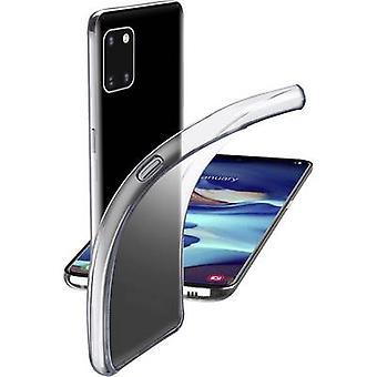Cellularline Fijne achterkant Samsung Galaxy S10 Lite Transparant