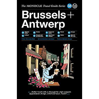 The Monocle Travel Guide to Brussels + Antwerp by Monocle - 978389955
