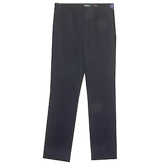 ROBELL Robell Black Trouser Jacklyn 51408 5689 90