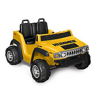 Kid Motorz Hummer H2 12-Volt Battery-Powered Ride-On