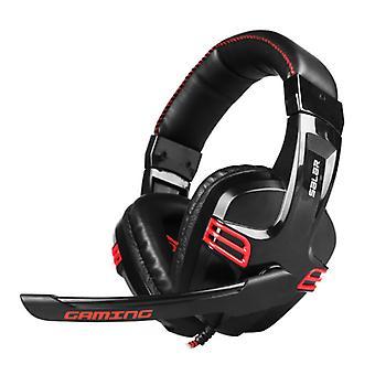 Salar KX236 Stereo Gaming Earphones Headset Headphones with Microphone