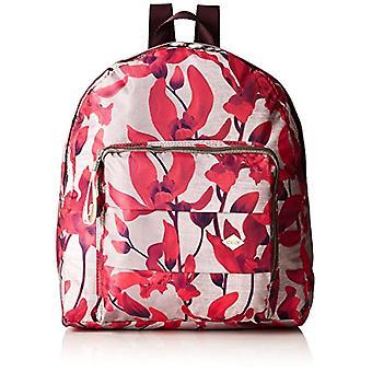 Oilily Ruffles Backpack Lvz - Backpacks Donna Rot (Dark Red) 14x36.5x31 cm (B x H T)