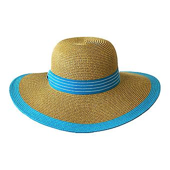 Jacaru 1830 ribbon detail hat