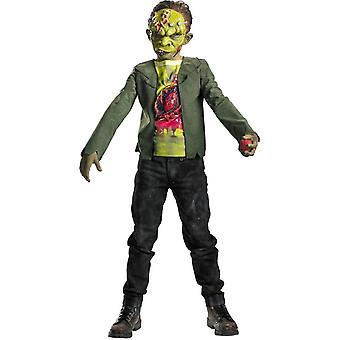Zombie Monster Child Costume