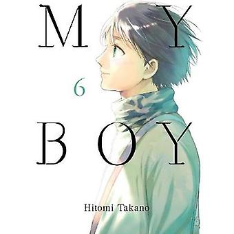 My Boy - 6 by Hitomi Takano - 9781949980462 Book