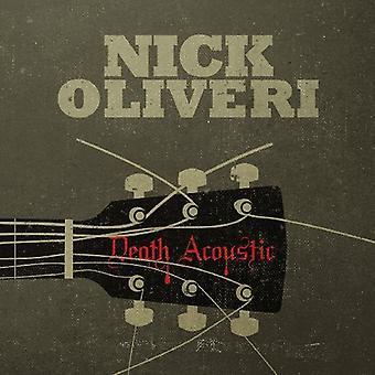 Nick Oliveri - Death Acoustic [CD] USA import
