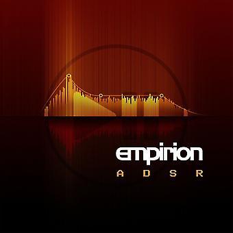 Adsr [CD] USA import