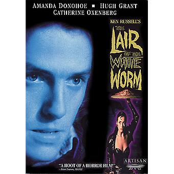 Lair valkoisen Worm [DVD] USA tuoda