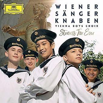 Vienna Boys Choir - Strauss for Ever [CD] USA import