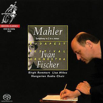 G. Mahler - Mahler: Symphony No. 2 in C Minor [SACD] USA import
