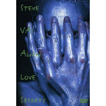Steve Vai - Alien Love Secrets [DVD] USA import