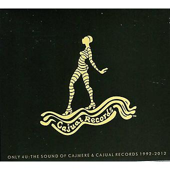 Only 4 U: The Sound of Cajmere& Cajual R - Only 4 U: The Sound of Cajmere& Cajual R [CD] USA import