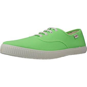 Victoria Sport / Sneakers 106618 Groene Kleur