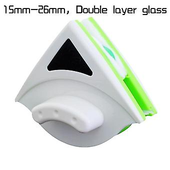 Double Side Glass Cleaning Brush Magnetyczne magnesy do czyszczenia okien domowe Narzędzia czyszczące