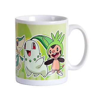 Pokémon, Mugg - Grass Partners