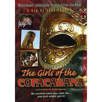 Girls of the Copacabana [DVD] USA import