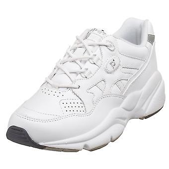 Propét Womens Walker Low Top Lace Up Walking Shoes