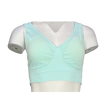 NorthStyle XXL Wire Free Bra with Wide Straps Mint Green