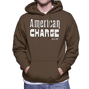 Route 66 American Charge Men's Hooded Sweatshirt
